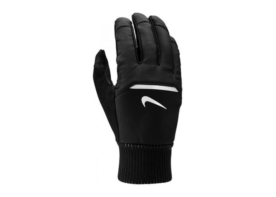 Miesten treenihanskat Nike Shield Running Gloves M NRGJ7-097