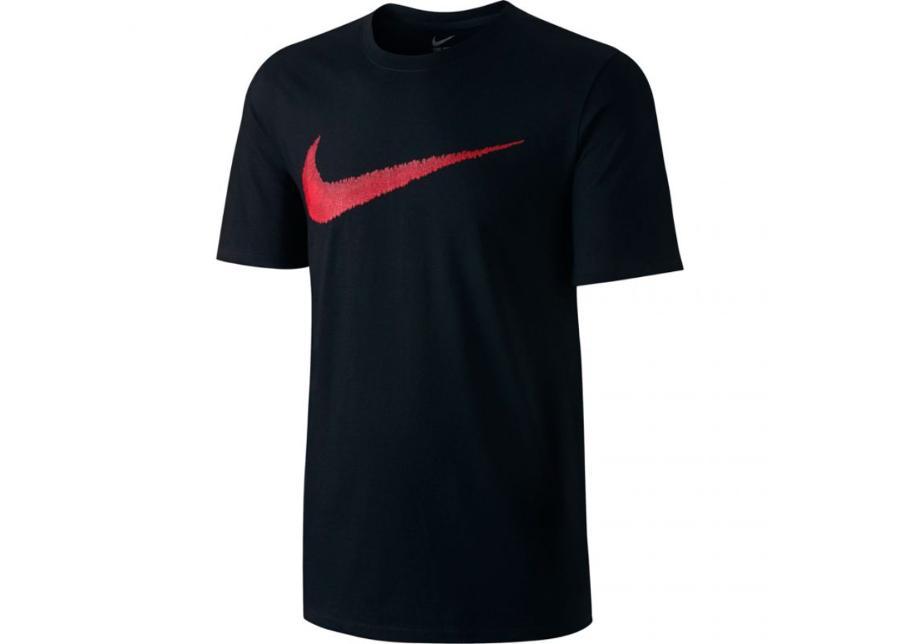 Miesten vapaa-ajanpaita Nike Hangtag Swoosh M 707456-010