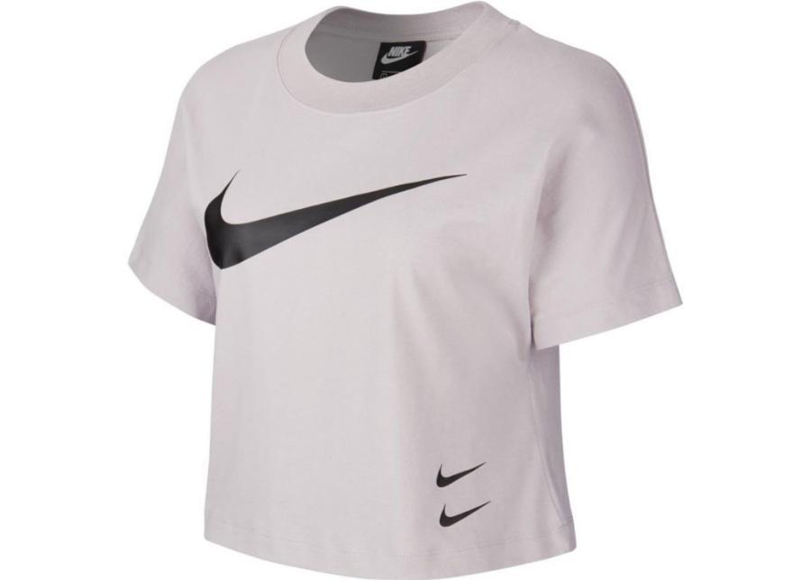 Naisten vapaa-ajanpaita Nike Sportswear Swoosh W CJ3764-020