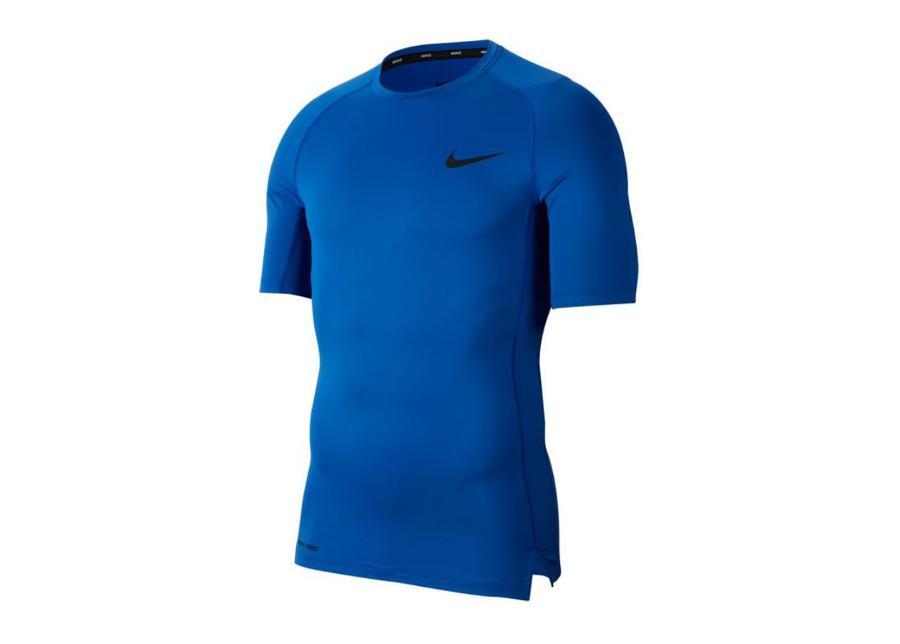 Miesten treenipaita Nike Pro Short-Sleeve Training Top M BV5631-480