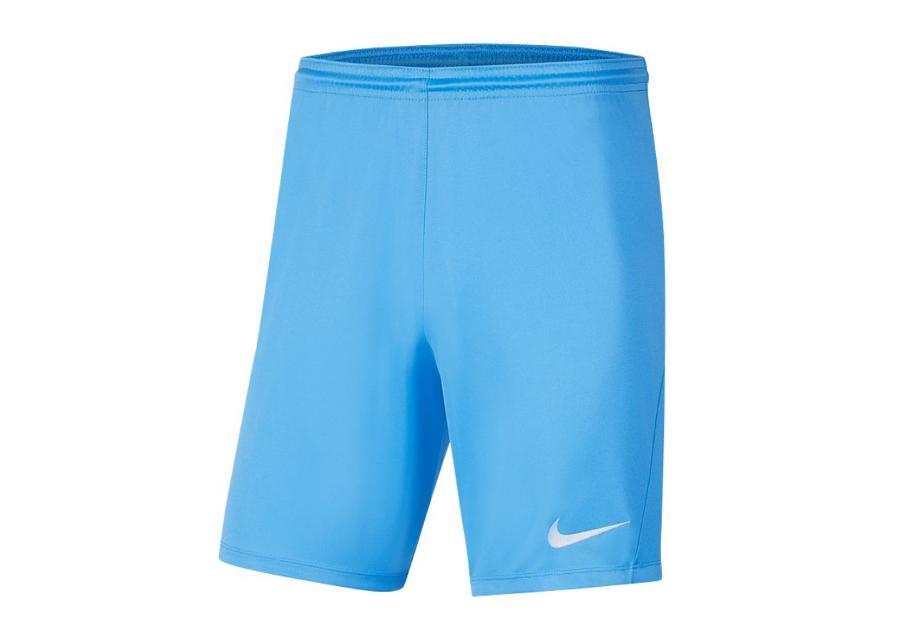 Lasten jalkapalloshortsit Nike Park III Knit Jr BV6865-412