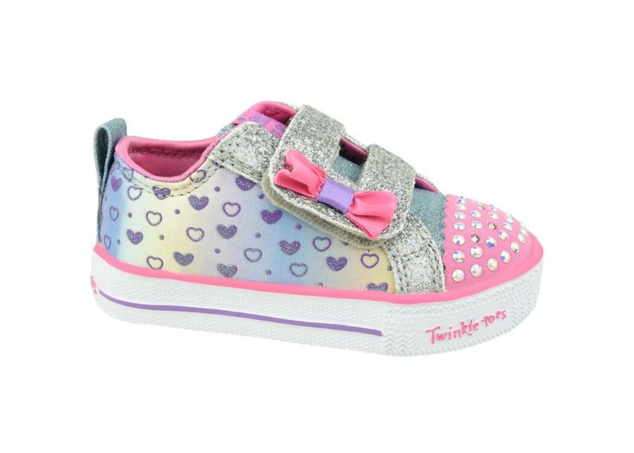 Lasten vapaa-ajan kengät Skechers Shuffle Lite Jr