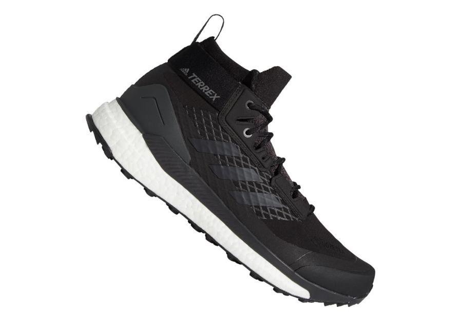 Miesten retkeilykengät adidas Terrex Free Hiker GTX M G26535