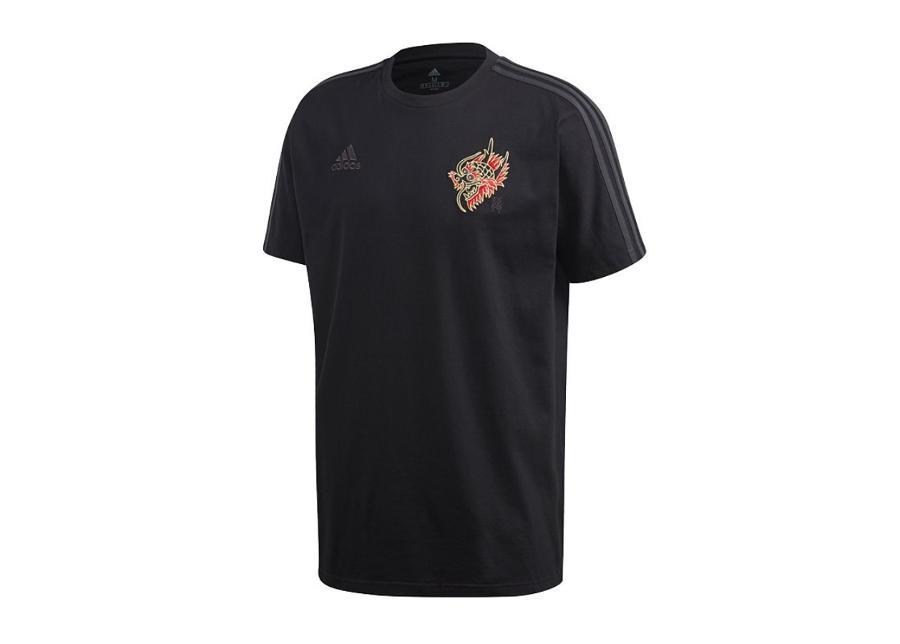 Miesten jalkapallopaita adidas MUFC Chinese new year M FH8544
