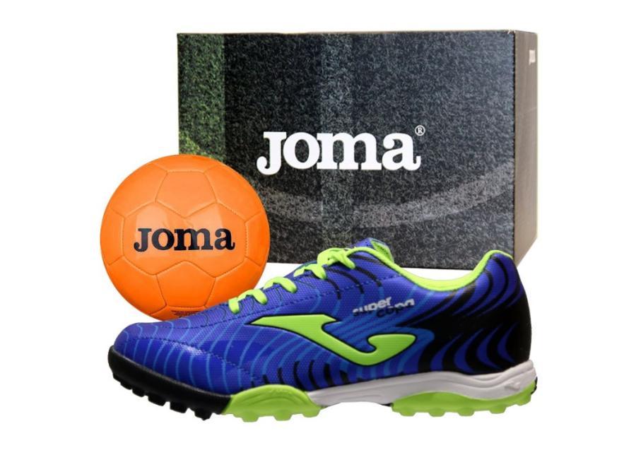 Lasten jalkapallokengät Joma Super Copa JR 2004 TF Jr SCJS.2004.TF