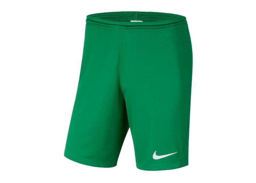 Lasten jalkapalloshortsit Nike Park III Knit Jr BV6865-302