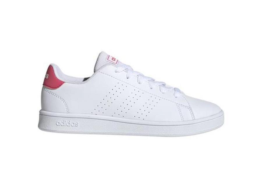Lasten vapaa-ajan kengät adidas Advantage K JR EF0211