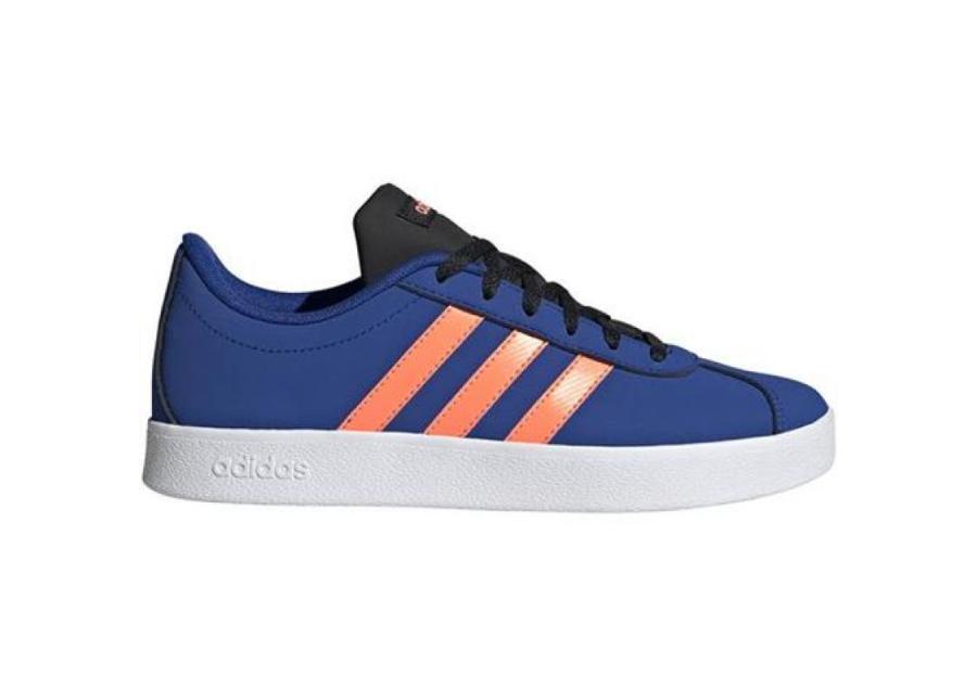 Lasten vapaa-ajan kengät adidas VL Court 2.0 K JR EG2003