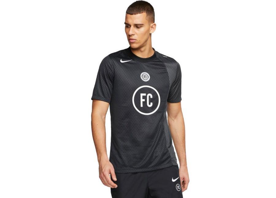 Miesten jalkapallopaita Nike F.C. Top SS Away Jersey M BQ5725-010