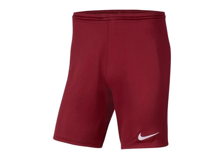 Lasten jalkapalloshortsit Nike Park III Knit Jr BV6865-677