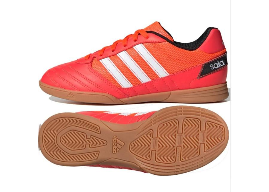 Lasten futsal sisäpelikengät adidas Super Sala Jr FV2639