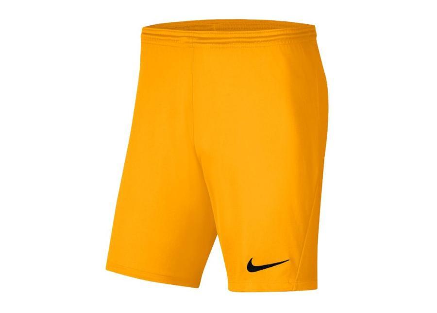 Lasten jalkapalloshortsit Nike Park III Knit Jr BV6865-739