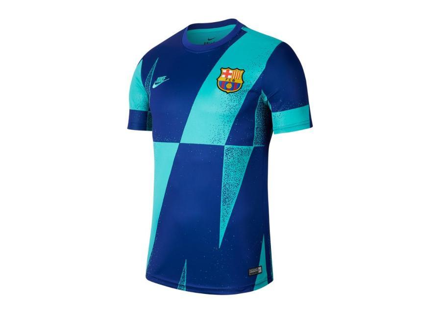 Miesten jalkapallopaita Nike FC Barcelona Dry Top M BV2096-314