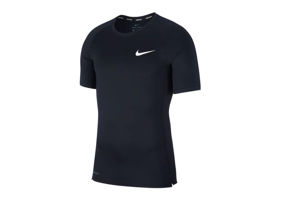 Miesten jalkapallopaita Nike Pro Short-Sleeve Training Top M BV5631-010