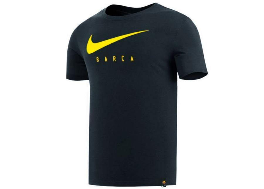 Miesten jalkapallopaita Nike FC Barcelona Dry Tee Tr Ground M AQ7543-475