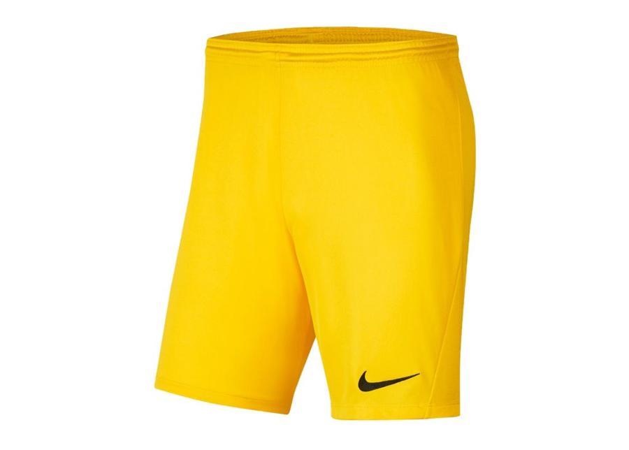 Lasten jalkapalloshortsit Nike Park III Knit Jr BBV6865-719