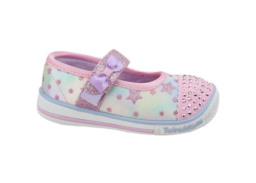 Lasten vapaa-ajan kengät Skechers Twinkle Play Jr