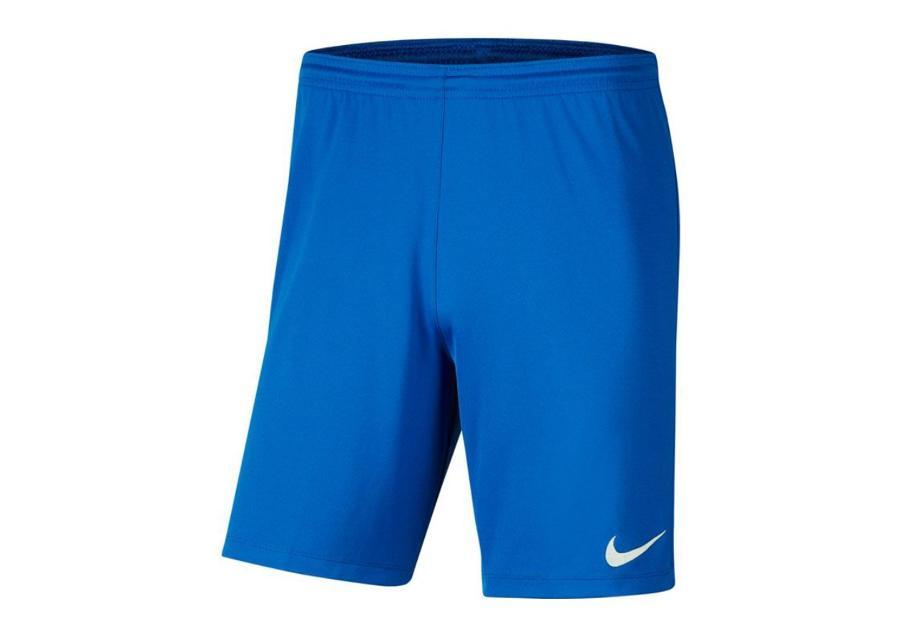 Lasten jalkapalloshortsit Nike Park III Knit Jr BV6865-463