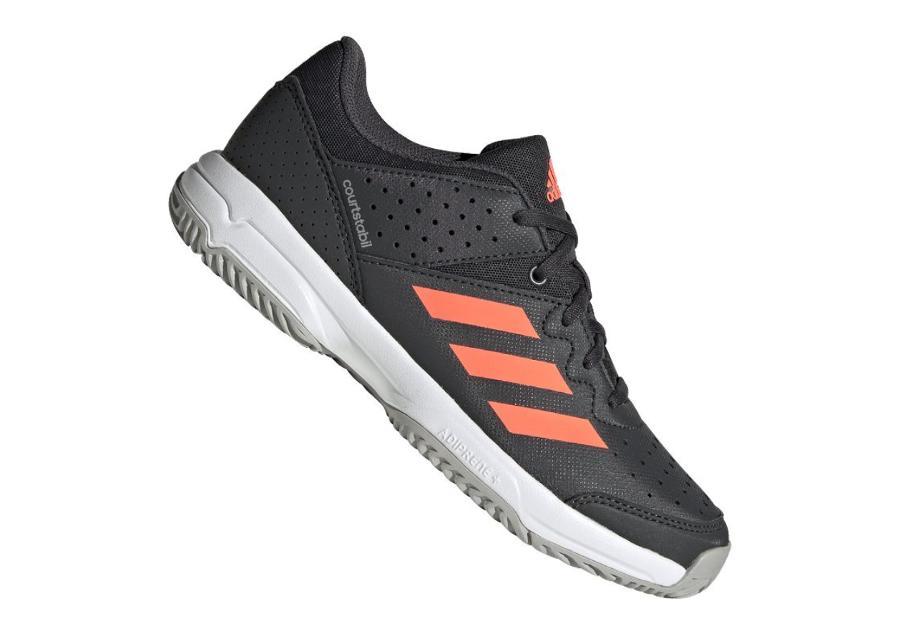 Lasten käsipallokengät adidas Court Stabil Jr EH2557