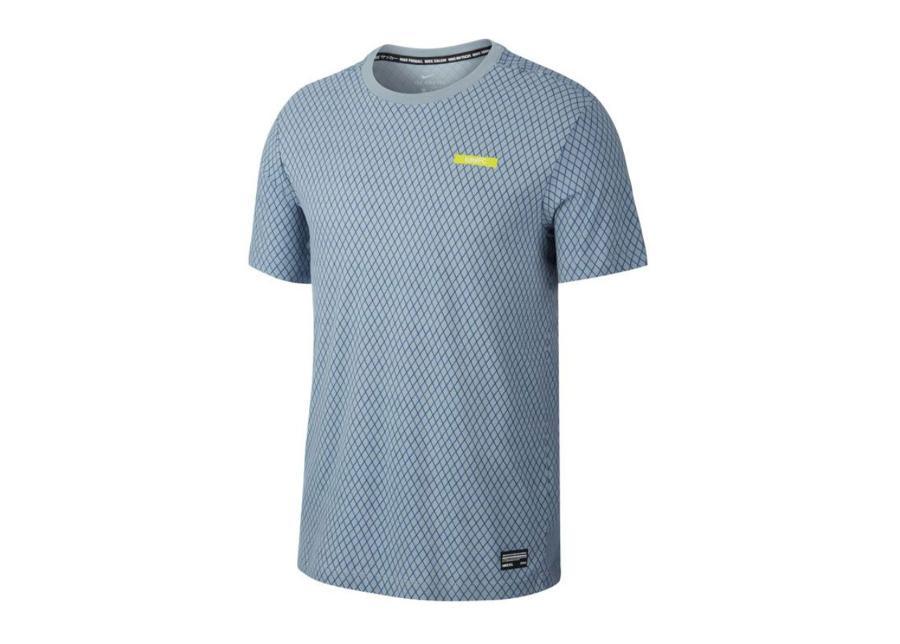 Miesten jalkapallopaita Nike F.C. Dry Tee Small Block M CD0169-464