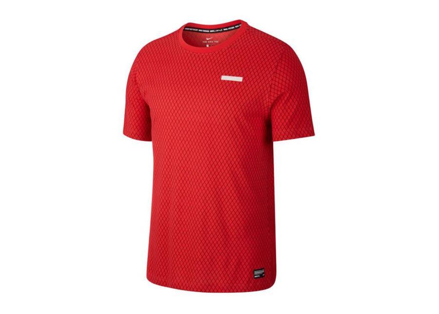 Miesten jalkapallopaita Nike F.C. Dry Tee Small Block M CD0169-631