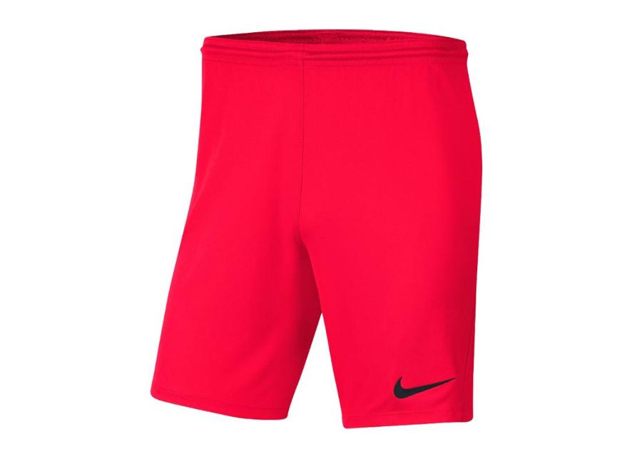 Lasten jalkapalloshortsit Nike Park III Knit Jr BV6865-635
