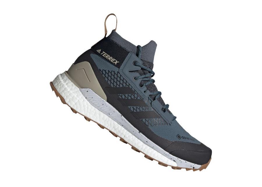 Miesten retkeilykengät Adidas Terrex Free Hiker GTX M EF7410