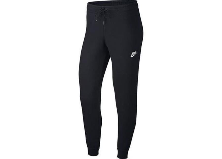 Naisten verryttelyhousut Nike NSW Essentials Pant Tight FLC W BV4099-010