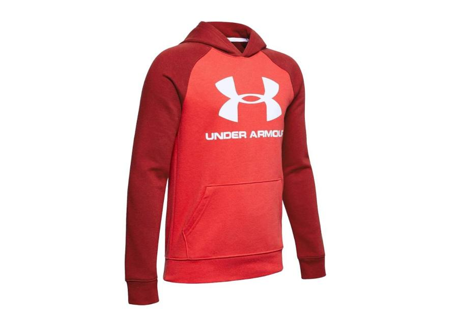 Lasten huppari Under Armour Rival Logo Jr 1325328-646