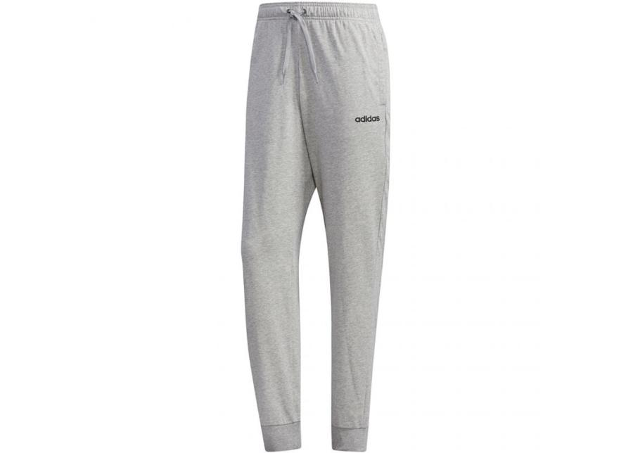Miesten verryttelyhousut adidas Essentials Single Jersey Jogger M FM4348