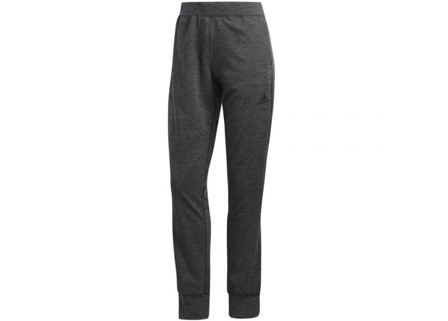 Naisten verryttelyhousut adidas Believe Knit Pant W DT1644