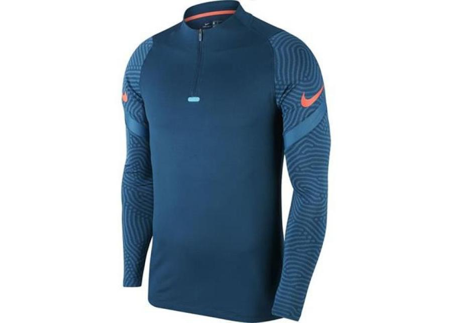 Miesten verryttelytakki Nike Dry Strike Dril Top NG M CD0564-432