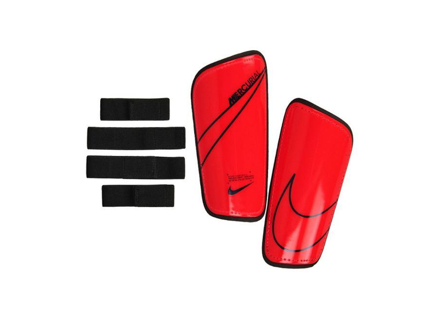 Miesten jalkapallo säärisuojat Nike Mercurial Hard Shell SP2128-644