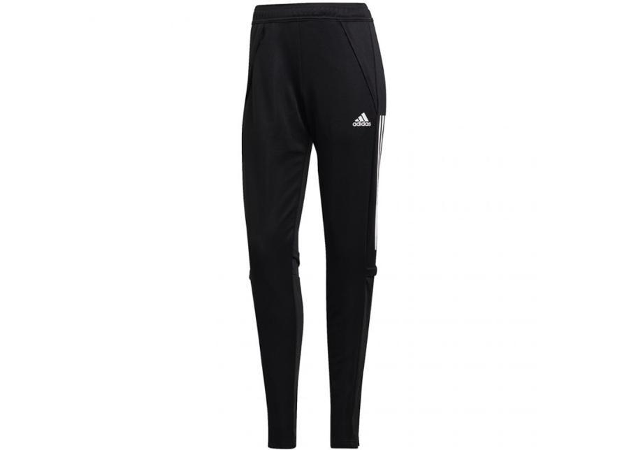 Naisten verryttelyhousut adidas Condivo 20 Training Pants W EA2474