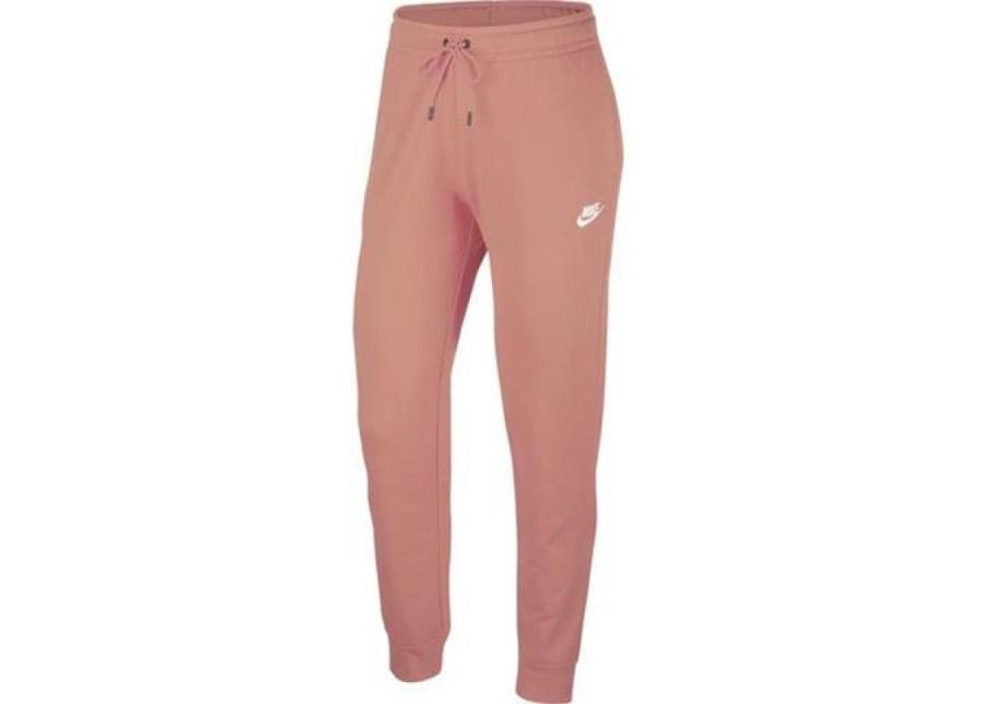 Naisten verryttelyhousut Nike Sportswear Essential Fleece Pants W BV4095-606
