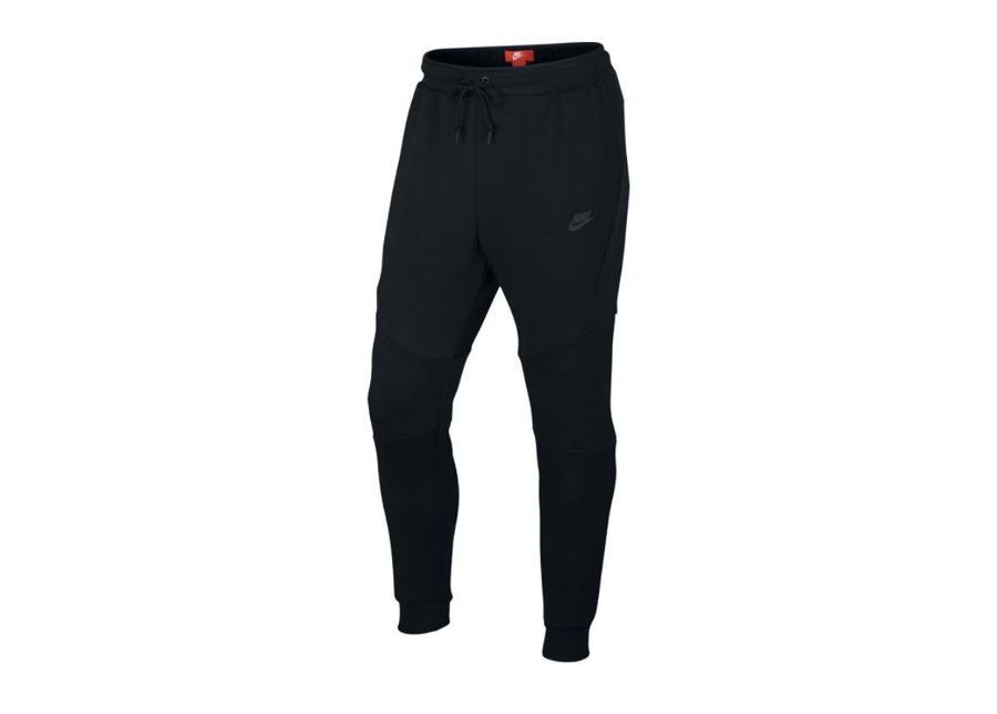 Miesten verryttelyhousut Nike Nsw Tech Fleece Jogger M 805162-010