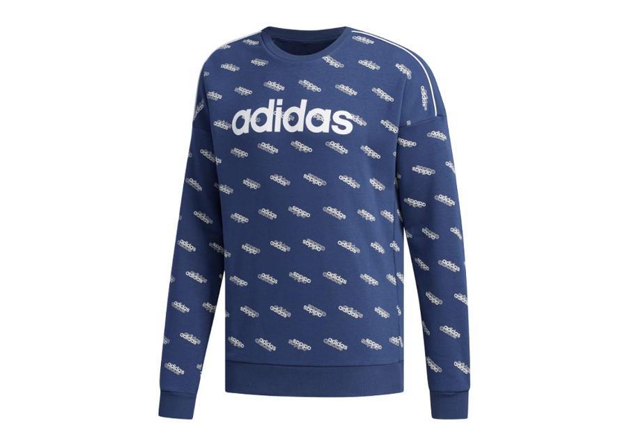 Miesten treenipaita adidas Core Favourites Sweatshirt M FM6021