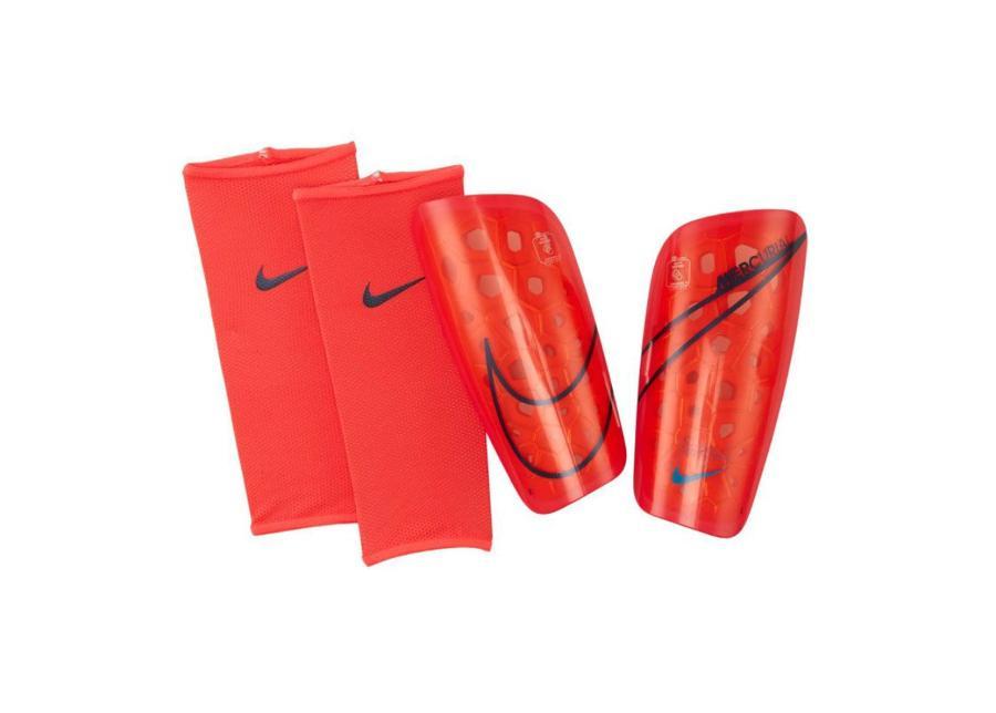 Miesten jalkapallo säärisuojat Nike Mercurial Lite SP2120-644