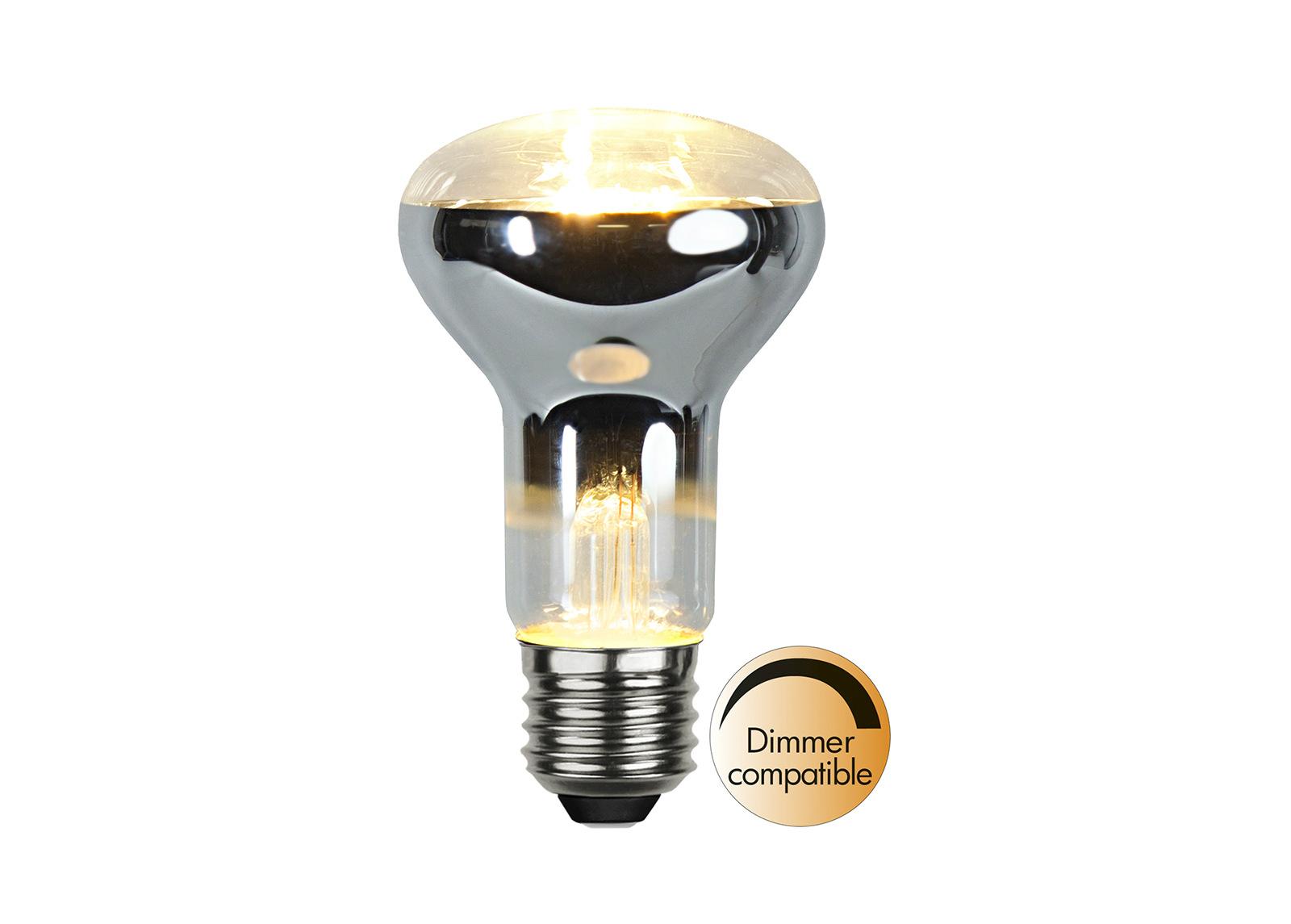 LED sähkölamppu E27 4 W