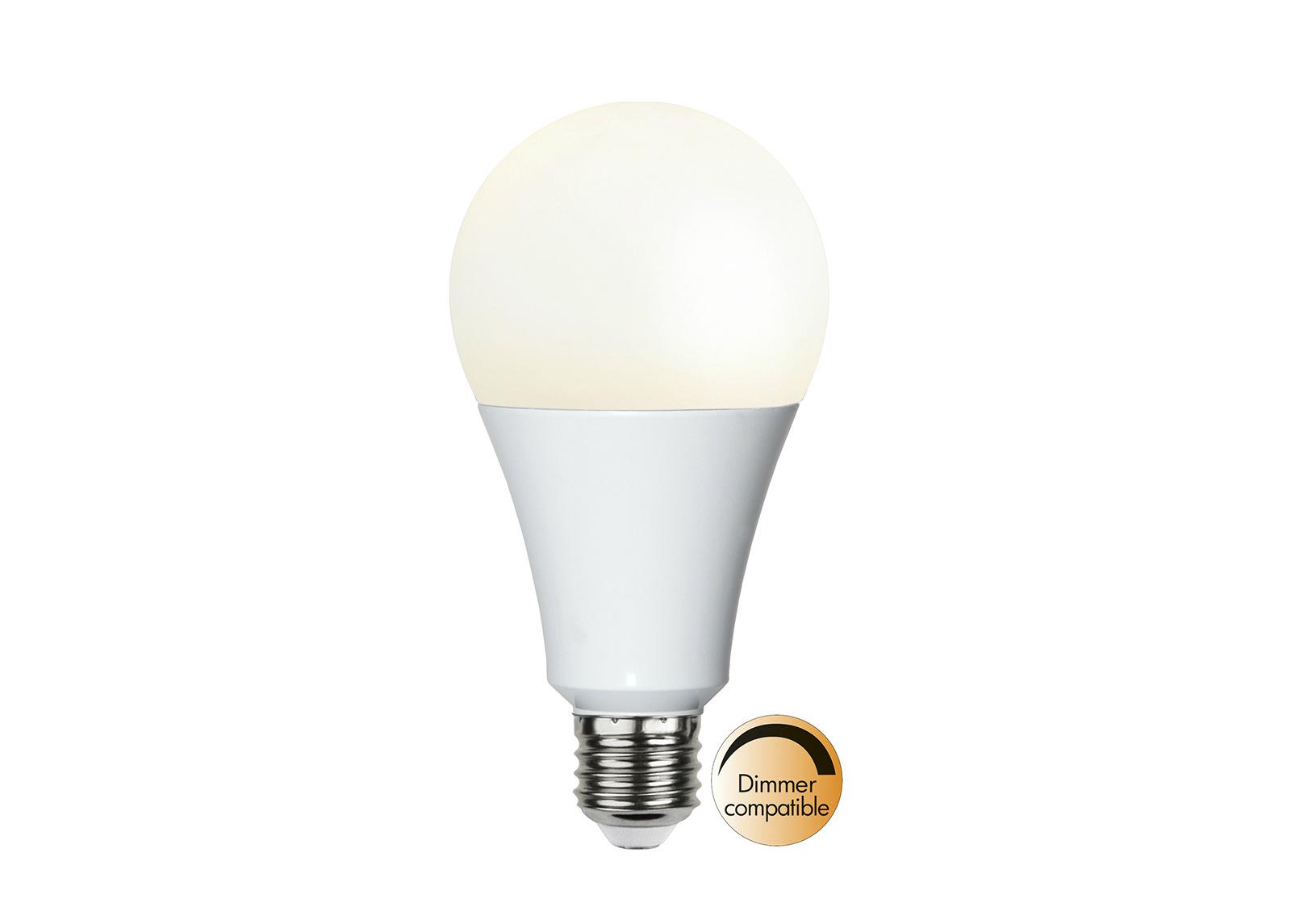 LED sähkölamppu E27 19 W