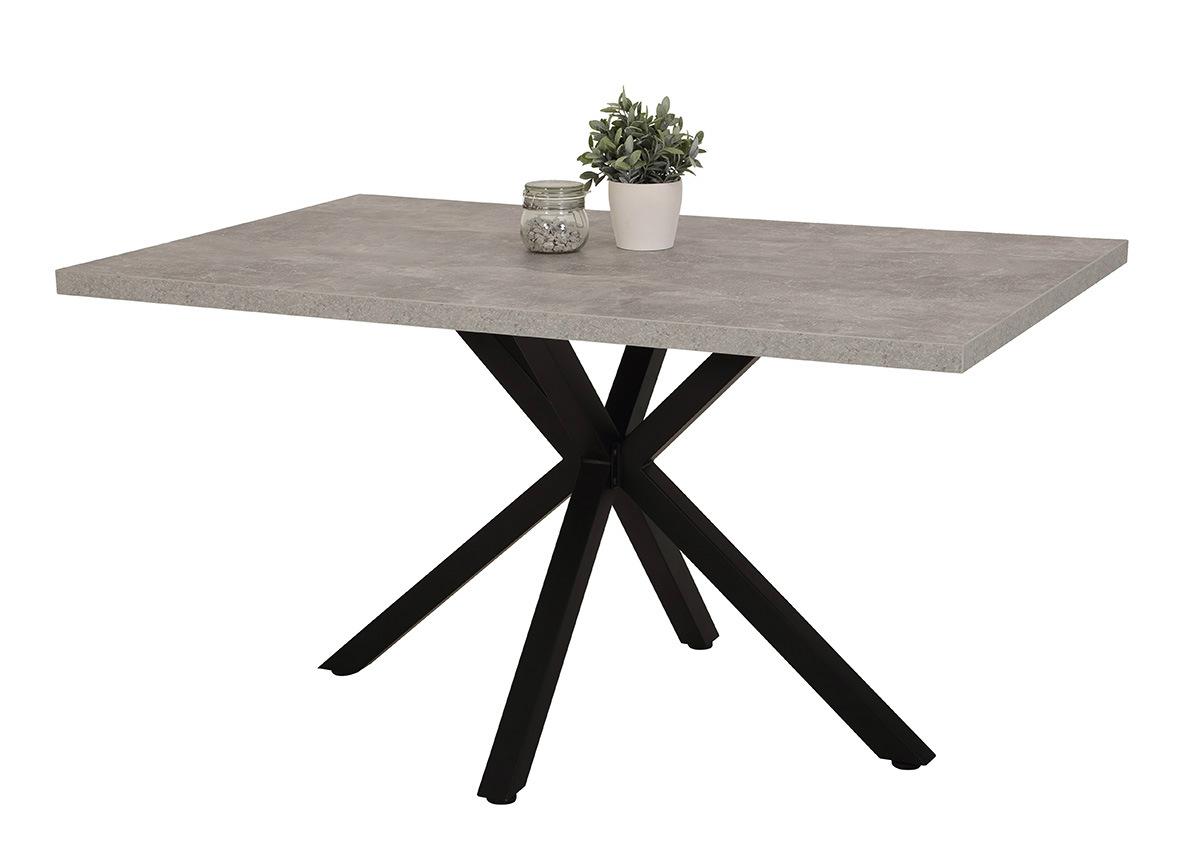Ruokapöytä Cleo I 90x140 cm
