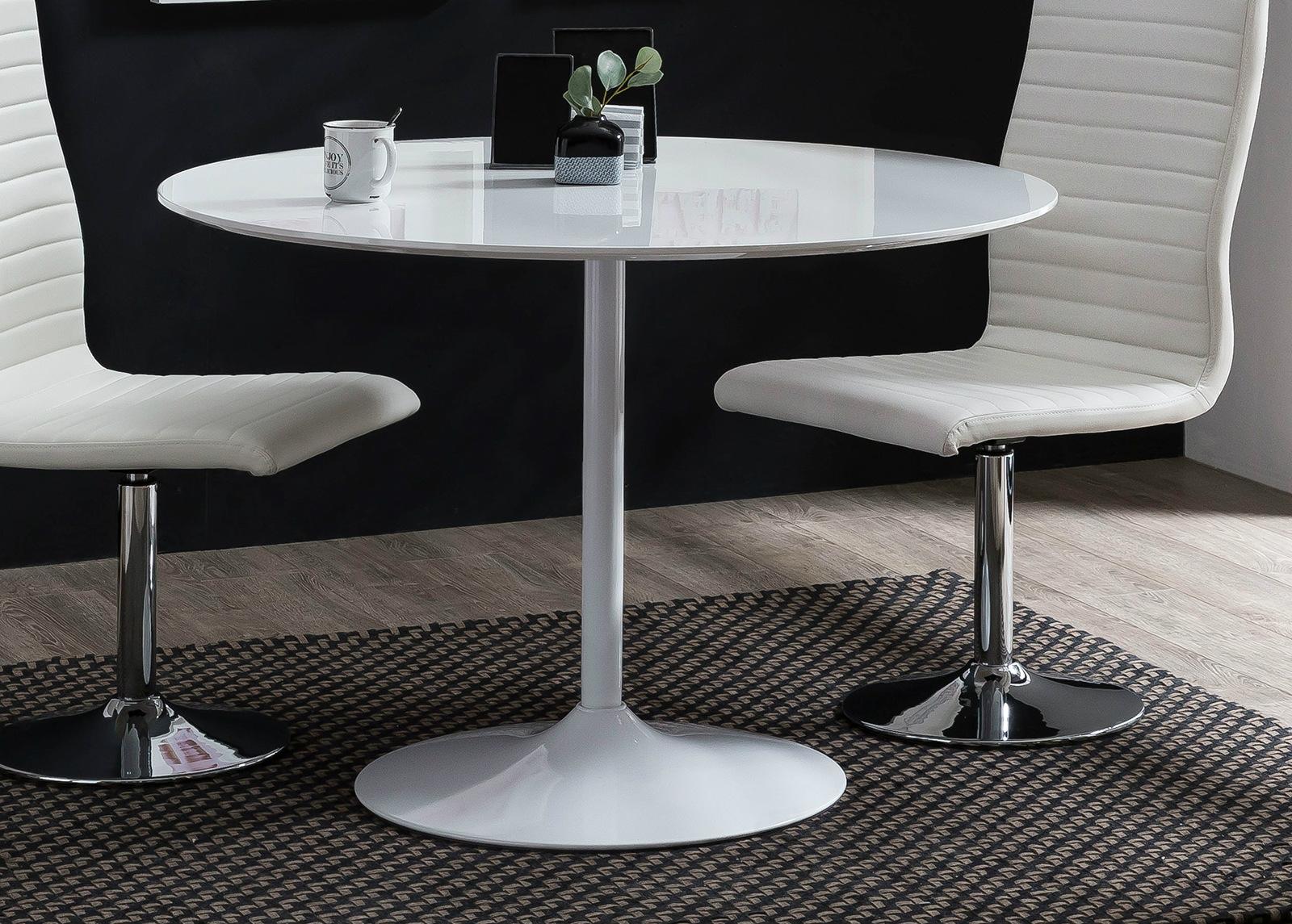 Ruokapöytä Ø 110 cm