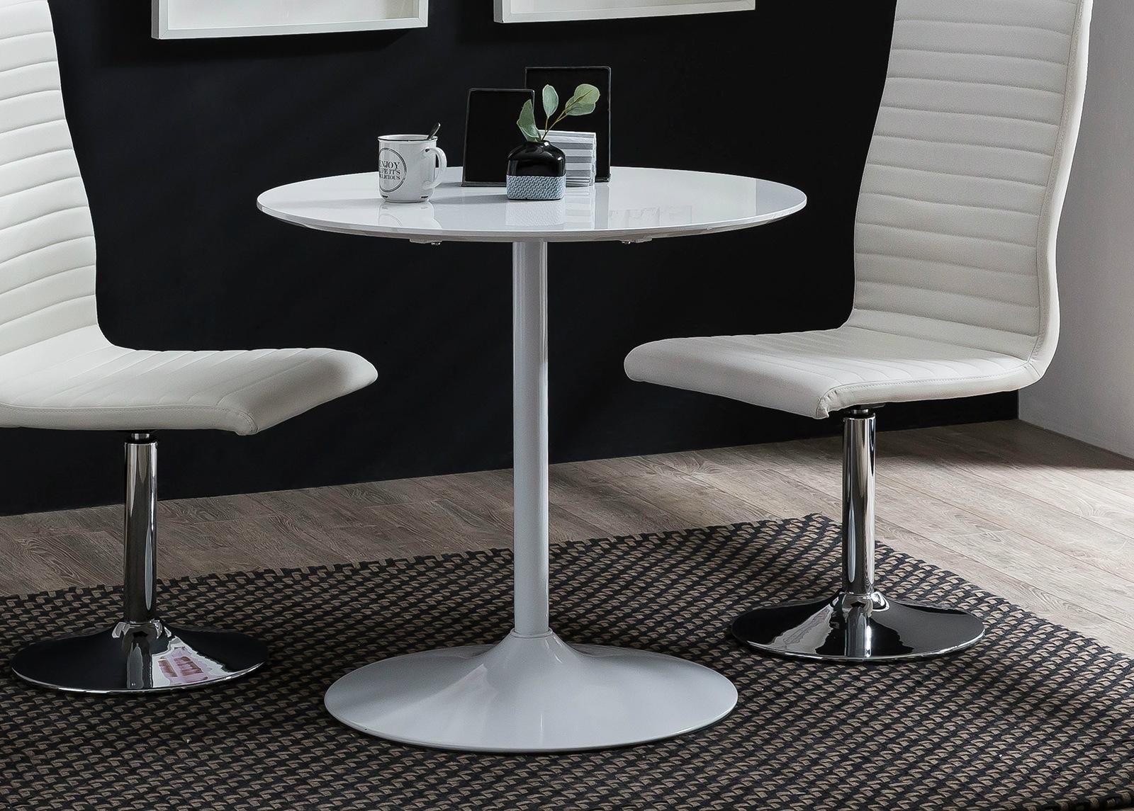 Ruokapöytä Ø 80 cm