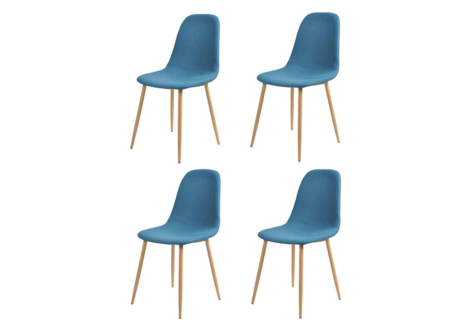 Tuolit 4 kpl
