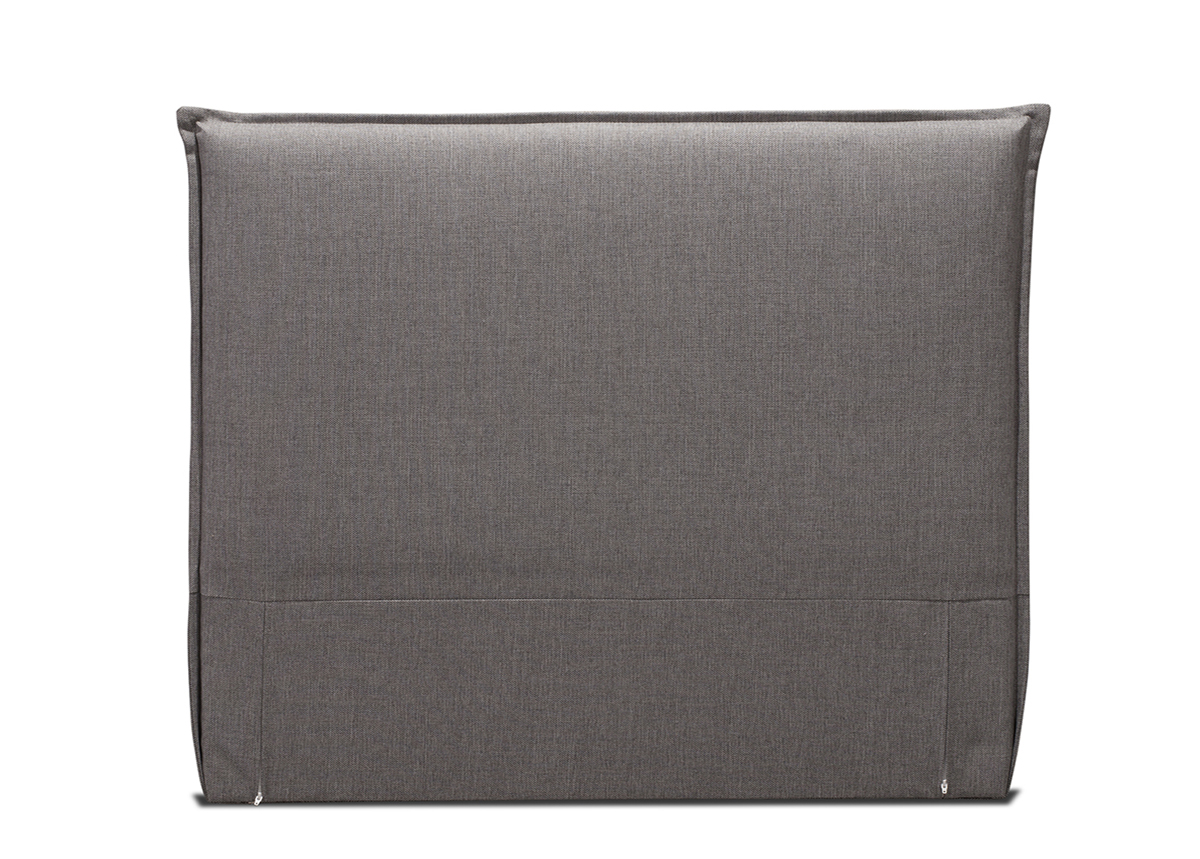 Kangasverhoiltu Hypnos sängynpääty Cork 146x100x5 cm