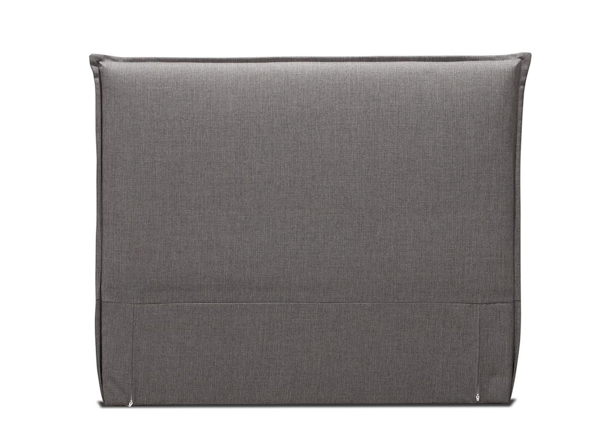 Kangasverhoiltu Hypnos sängynpääty Cork 186x100x5 cm