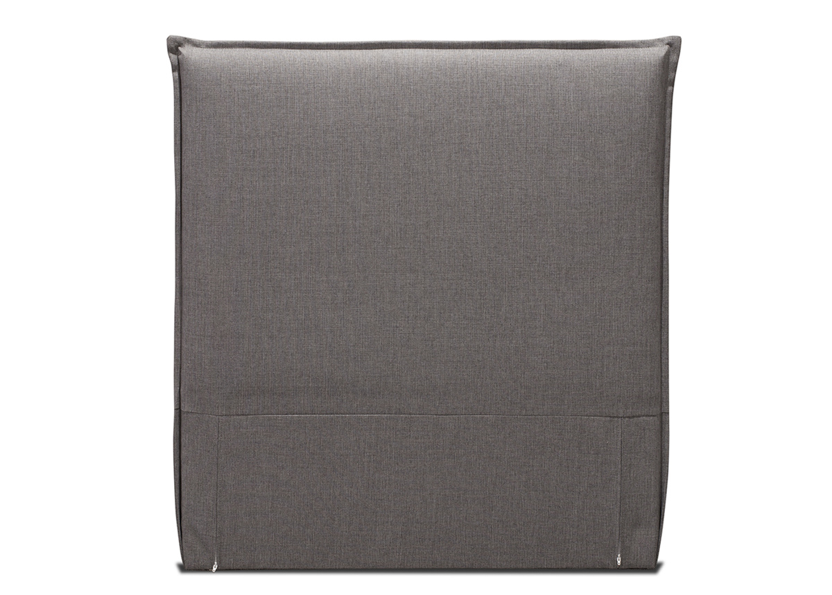 Kangasverhoiltu Hypnos sängynpääty Cork 126x100x5 cm