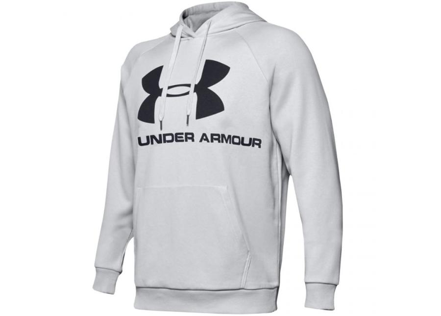 Miesten huppari Under Armour Rival Fleece Logo Hoodie M 1345628-014