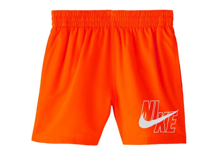 Lasten uimahousut Nike Logo Solid Lap JR NESSA771 822