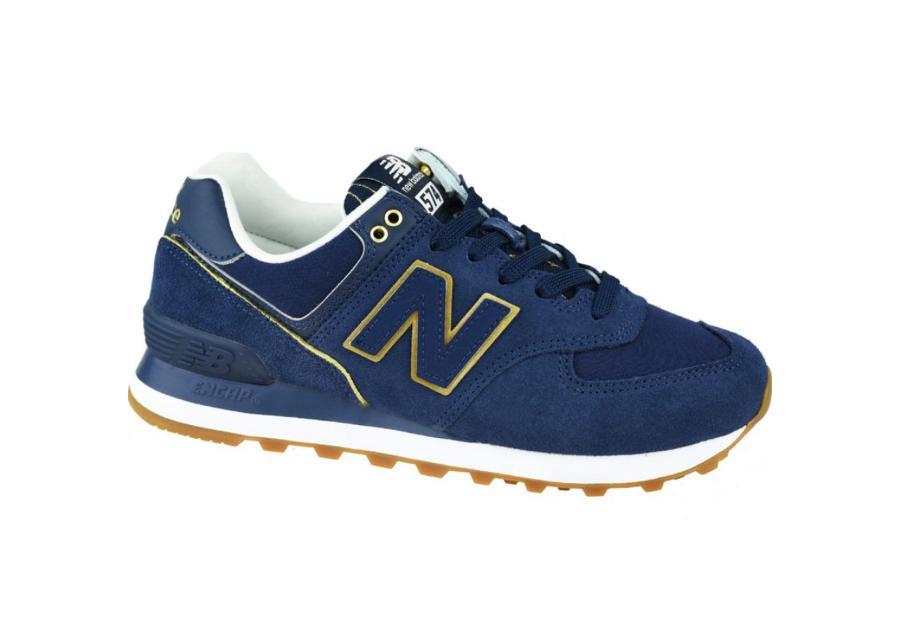 Naisten vapaa-ajan kengät New Balance W WL574SOC